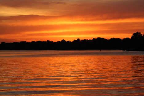 Photography - Lake Sunset